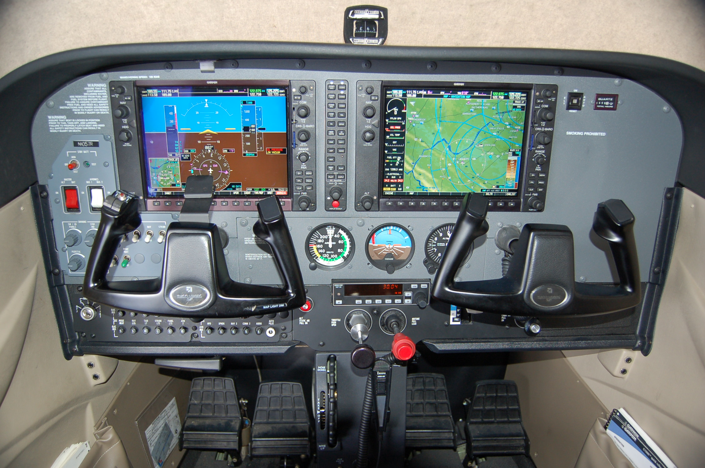 Ifr flight training manual